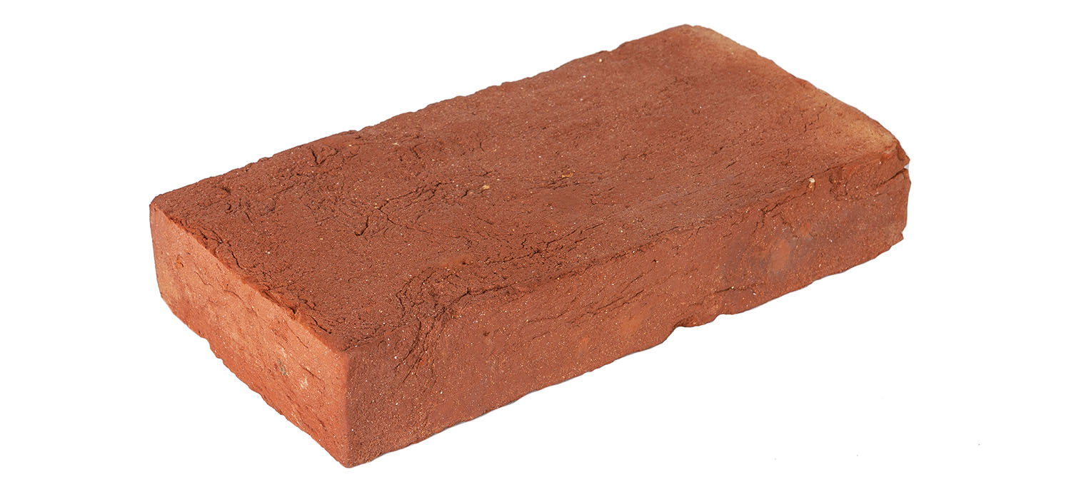9 x 4.5 Britannia Handmade Red Floor Brick